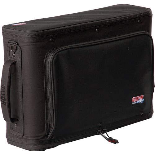 3U Lightweight Rack Bag (Black) [並行輸入品] B07QVP3QGX