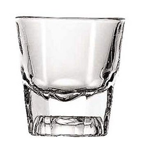 Anchor Hocking Model #90004 New Orleans Glassware, 4 1/2 oz. Rocks Glass | Case of 3 Dozen