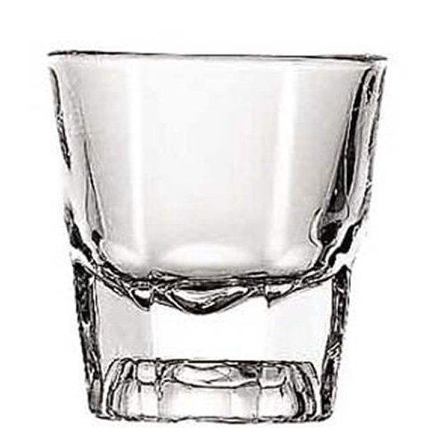 (Anchor Hocking Model #90004 New Orleans Glassware, 4 1/2 oz. Rocks Glass | Case of 3 Dozen)