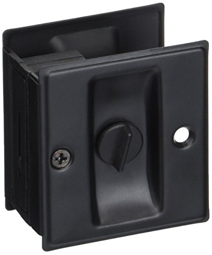 Deltana SDL25U19 2 1/2-Inch x 2 3/4-Inch Privacy Pocket Locks