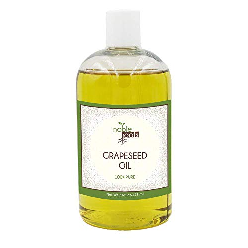 Grapeseed Oil, 16 Fl Oz, for Reducing Redness and Inflammation, Making Healing and Protective Creams, Balms and Conditioners ()