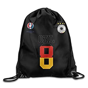 MaNeg Ozil Gym Drawstring Backpack&Travel Bag