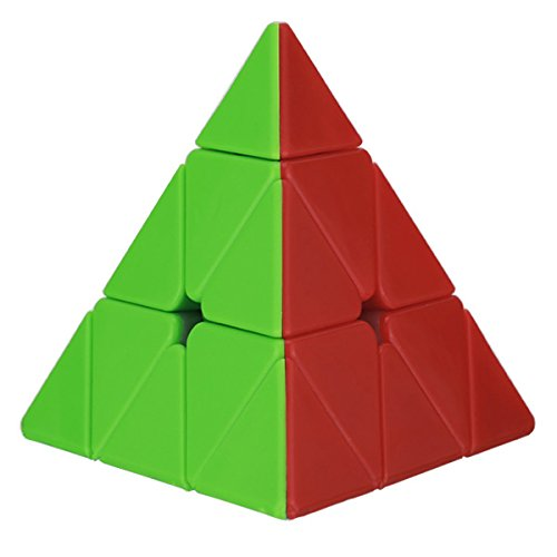 Dreampark Pyramid Triangle Stickerless Puzzles