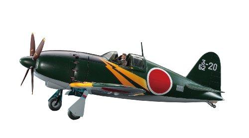 Hasegawa 1:32 Scale Mitsubishi J2M3 Raiden Jack Type 21″ Model Kit
