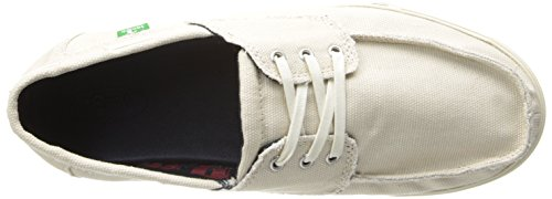 Sanuk Mens Shipwrecked Loafer Natural