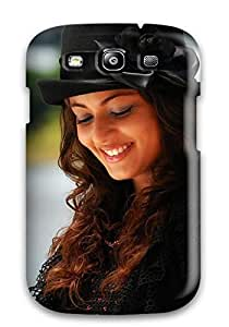 New EHAJOdA3356IgnmT Sneha Ullal Great Smile Skin Case Cover Shatterproof Case For Galaxy S3
