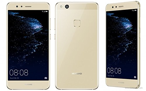 Huawei P10 Lite (WAS-LX1A) 32GB Gold, Dual Sim, 5.2″, 4GB RAM, GSM Unlocked International Model, No Warranty