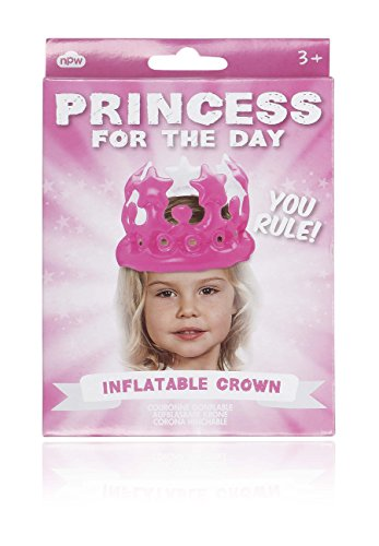 Usa Dress Up Ideas (NPW-USA Princess For The Day Inflatable Crown)
