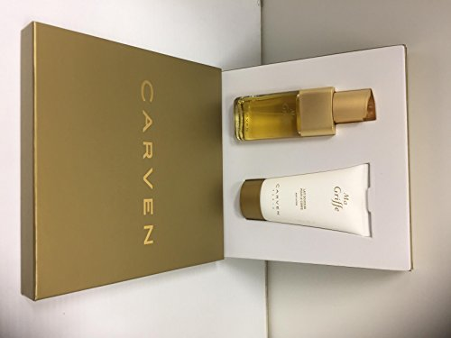 Ma Griff by Carven 100ml Edp Spray + 150ml body Lotion for sale  Delivered anywhere in Canada