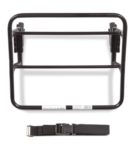Valco Baby Snap Duo/Dual (Twin) Car Seat Adapter (Peg Per...
