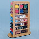 Stationary Super Kiosk - Natural - Item 5116MN Vangaurd seriesrac system - Physical Therapy / Exercise Equipment Item# 5116MN