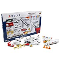 Delta Airport Playset