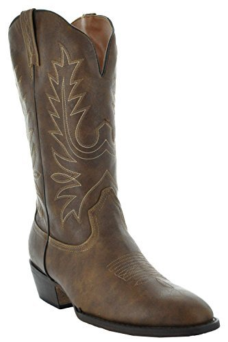 Country Love Boots Round Toe Womens Cowboy Boots W1001-1002