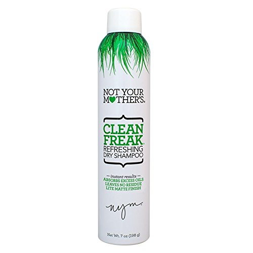 Not Your Mother's Clean Freak Refreshing Dry Shampoo 7 Ounces Not Your Mother' s 13009