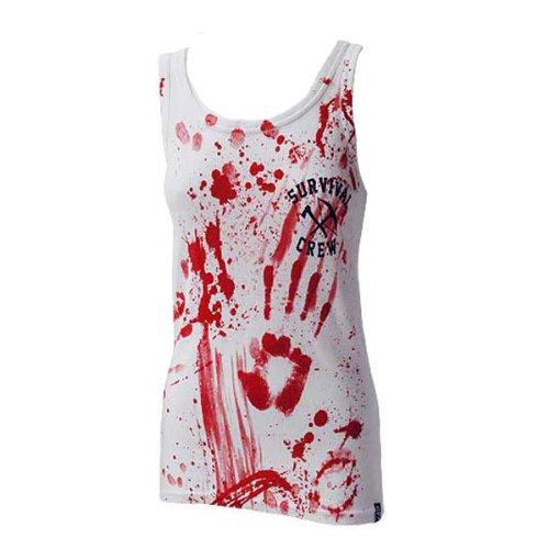 Darkside Clothing - T-Shirt - Sans Manche - Femme