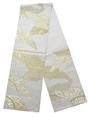脚本困惑した心理学川島織物  リサイクル 本袋帯  芝垣の意匠 六通