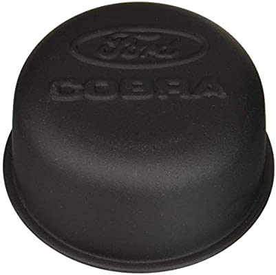 PROFORM 302-226 Blk Crinkle Push-In Valve Cover Air Breather Cap w//Ford COBRA