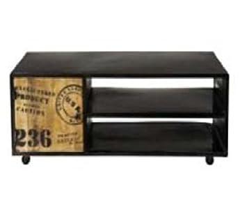 GELUSA Mueble para Televisor o Mesa para Television Vintage ...