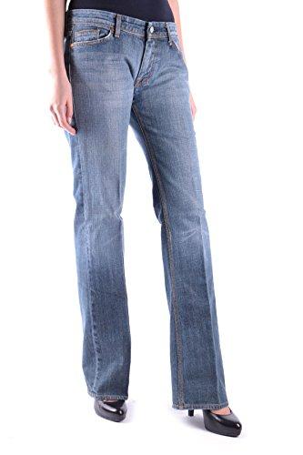 7 For All Mankind Jeans Donna MCBI004016O Cotone Azzurro