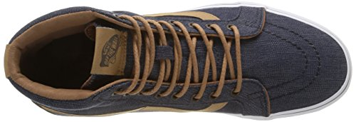 Furgoni Unisex Sk8-hi Riedizione (denim C & L) Scarpe Da Skate Navy 8 Uomini Us / 9.5 Donne Us