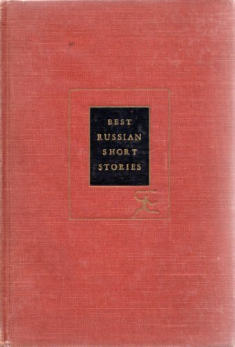 The Best Russian Short Stories [The Modern Library, (Best Russian Short)