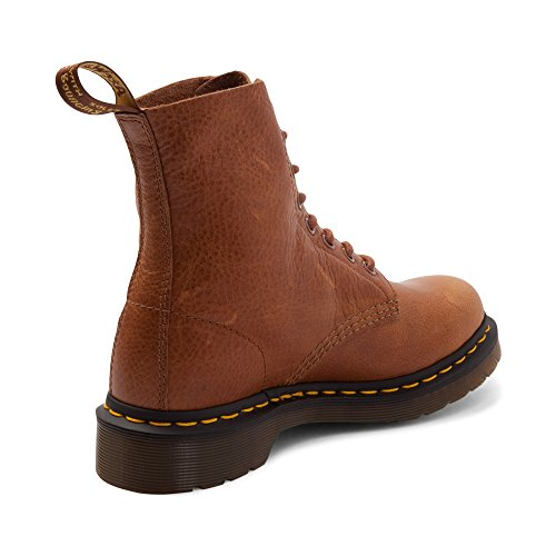 Dr. Martens Womens Boots Pascal 8-eye Tan 9790
