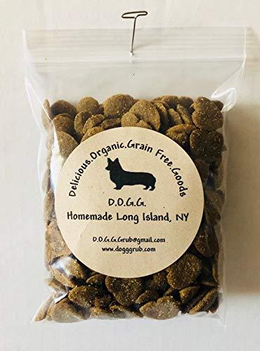 Amazon.com: Homemade All Natural Organic Chicken/Brown Rice SMALL Hearts,Gluten Free,5 oz: Handmade