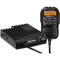 AnyTone APOLLO I Amateur CB Mobile radio/transceiver with AM/FM, 10/11 meter Amateur radio, 4/8W