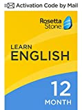 Rosetta Stone: Learn English (American) for 12 months on iOS, Android, PC, and Mac - mobile & online access