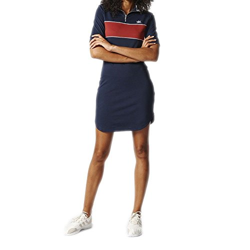 Multicolore Hi Tinley adidas Neck Dress Robe Femme wxURZ7OBqp