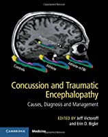 Concussion and Traumatic Encephalopathy Front Cover