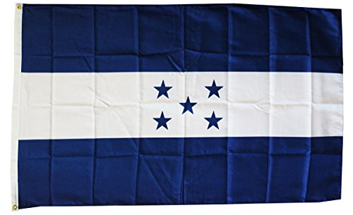Honduras - 3' x 5' Dura-Poly Polyester World Flag by Flaglin