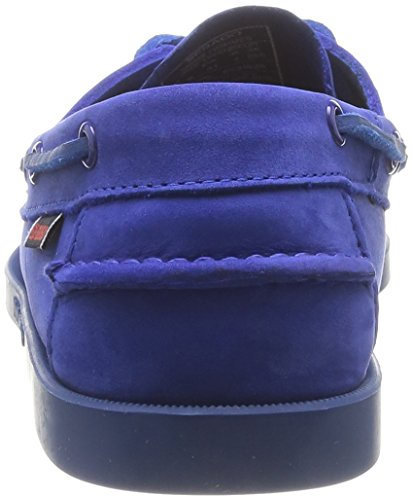 Sebago Docksides - Náuticos para hombre Blu (Bright Blue)
