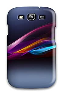 New Arrival Sony Xperia For Galaxy S3 Case Cover