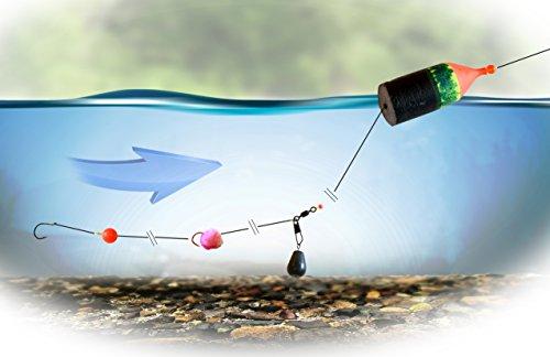 Bobber doggin baits beads buy online in uae dvd for Bobber fishing for steelhead