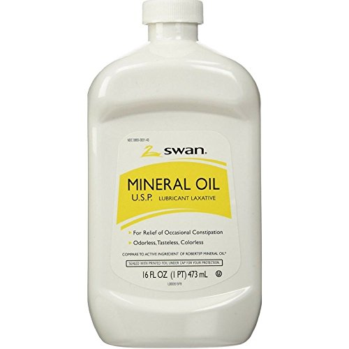 (Mineral Oil (Pack of 2)16 oz)