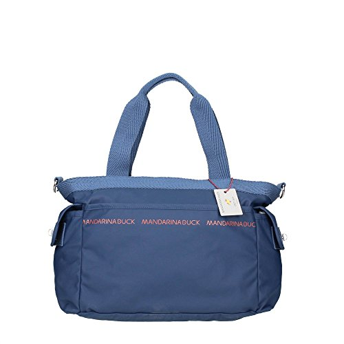 Mandarina Duck 161HVT1314B Sac À Main Femme Fibres Textiles Bleu TU