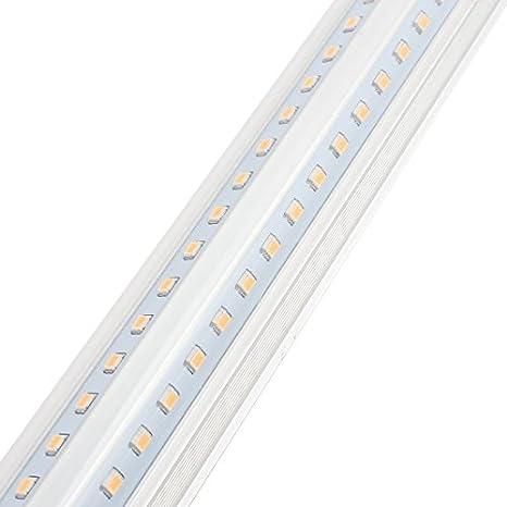 eDealMax AC 85-265V 24W T8 2835SMD V Tubo de LED en Forma de luz de la lámpara de calentamiento DE 60 cm Longitud Blanco: Amazon.com: Industrial & ...