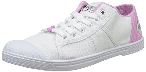Pink Cerises Basic 02 Temps Le Des Femme Baskets E0qav7w