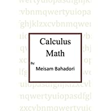 Calculus - Math: Complete Book