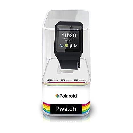 Polaroid PWatchNoir - Smartwatch Bluetooth 3.0, negro ...