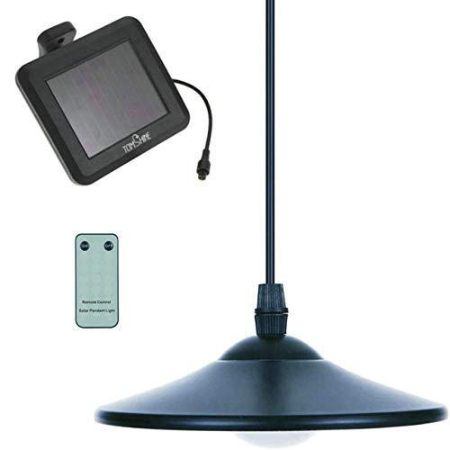 Outdoor Solar Chandelier Lighting in US - 9
