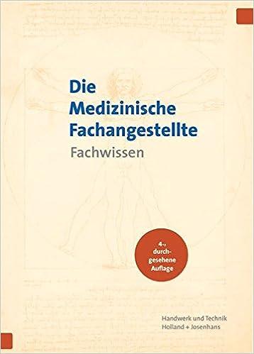 Die Medizinische Fachangestellte Fachwissen Stollmaier Winfried Feuchte Christa Amazon De Bucher