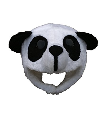MascotShows Panda Mascot Costume (Panda Head for Kid)