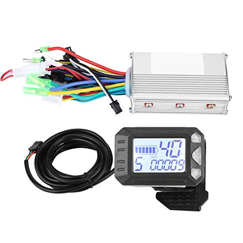 Details about  /350w Brushless Motor Controller LCD Display Panel Electric Bicycle Scooter Parts