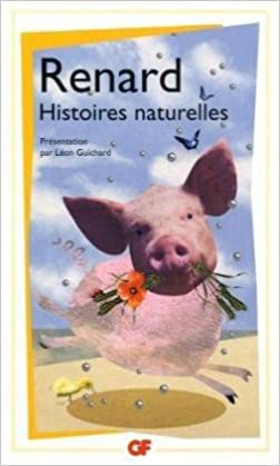 Histoires naturelles (GF) (French Edition)