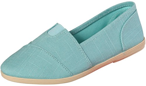 AimTrend Womens Flat Canvas Shoes