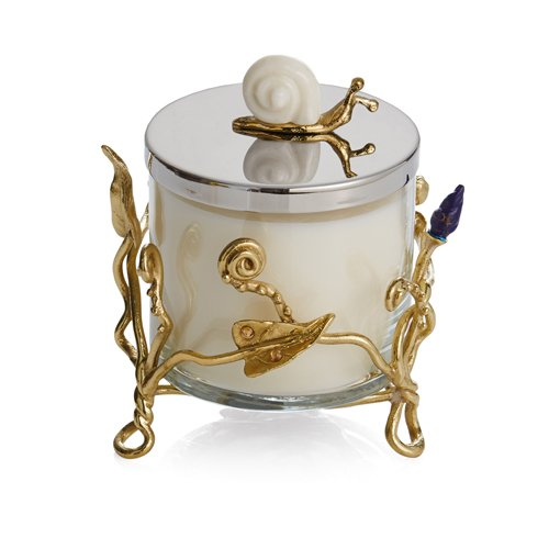 Michael Aram Enchanted Garden Luxe Candle by Michael Aram