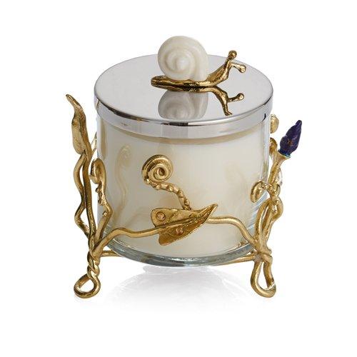Michael Aram Enchanted Garden Luxe Candle
