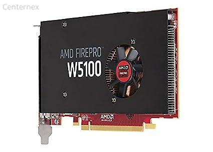 Amazon com: AMD FirePro W5100 graphics card - FirePro W5100